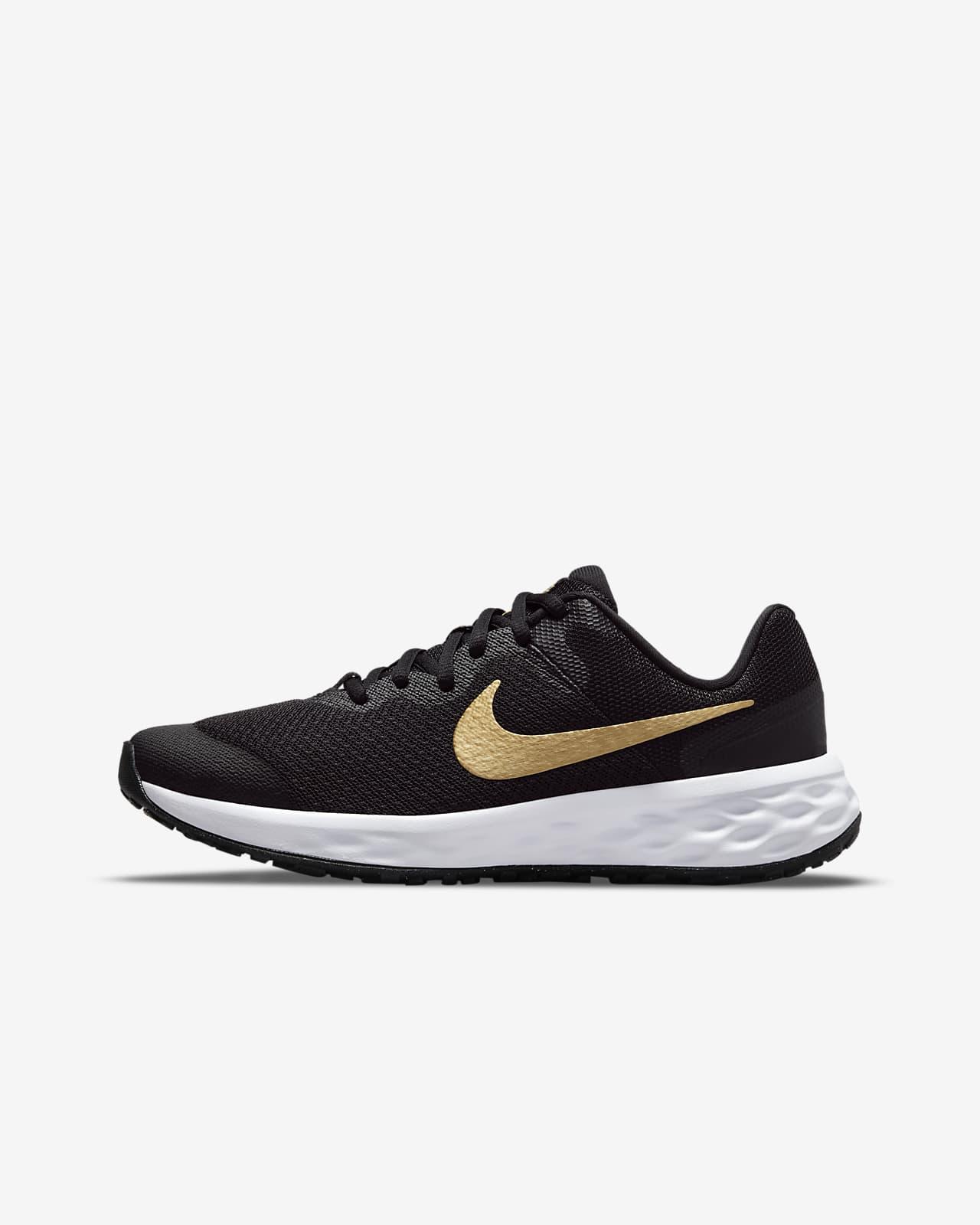 Nike Revolution 6 Big Kids' Road Running Shoes