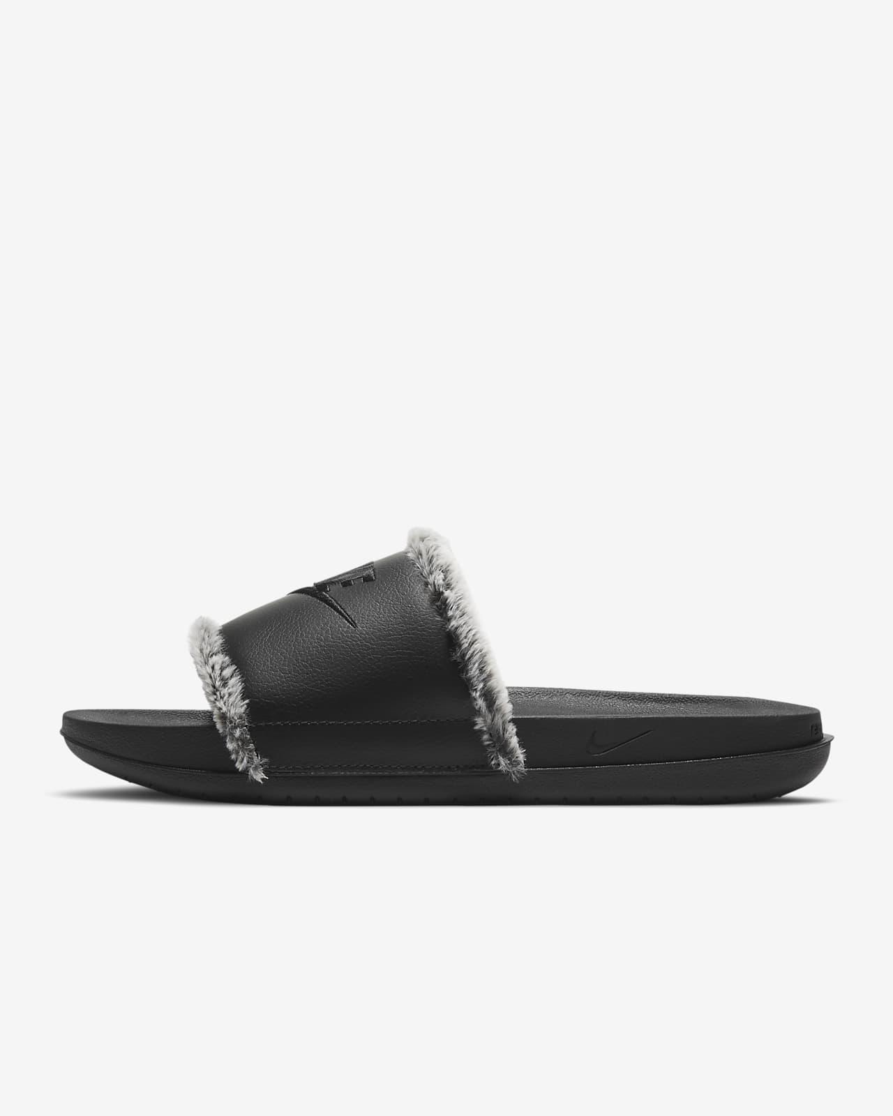 Nike OffCourt Leather Women's Slide