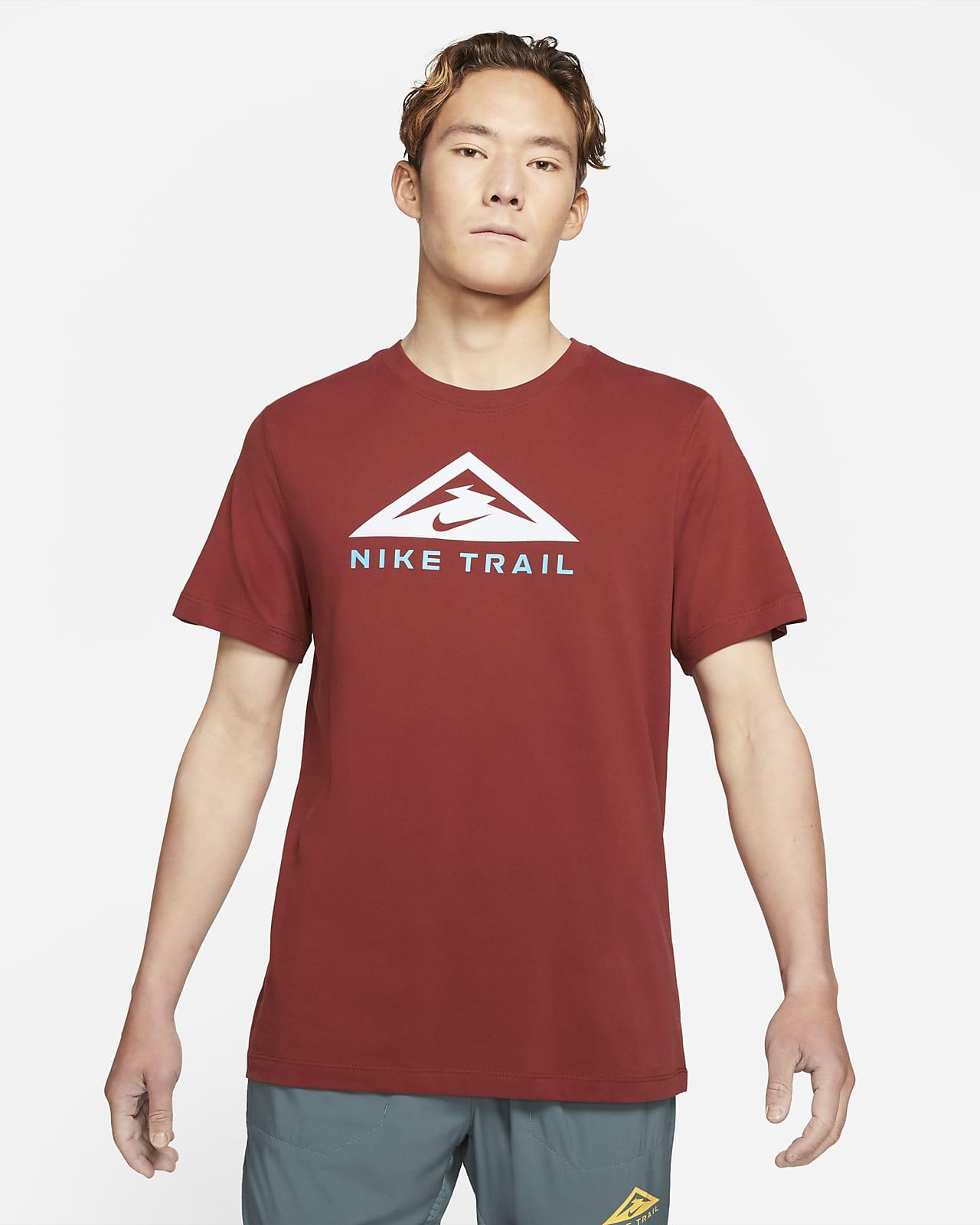 Playera de trail running de manga corta Nike Dri-FIT