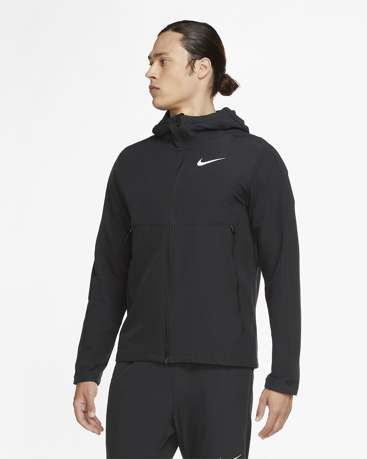 Nike Kışa Uygun Dokuma Erkek Antrenman Ceketi