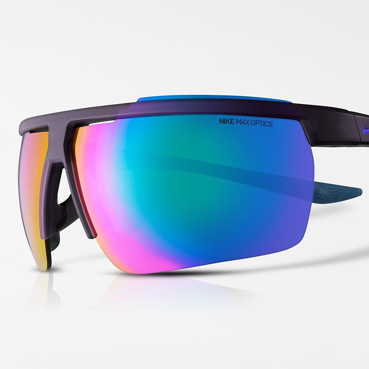 Nike Windshield Mirrored Sunglasses