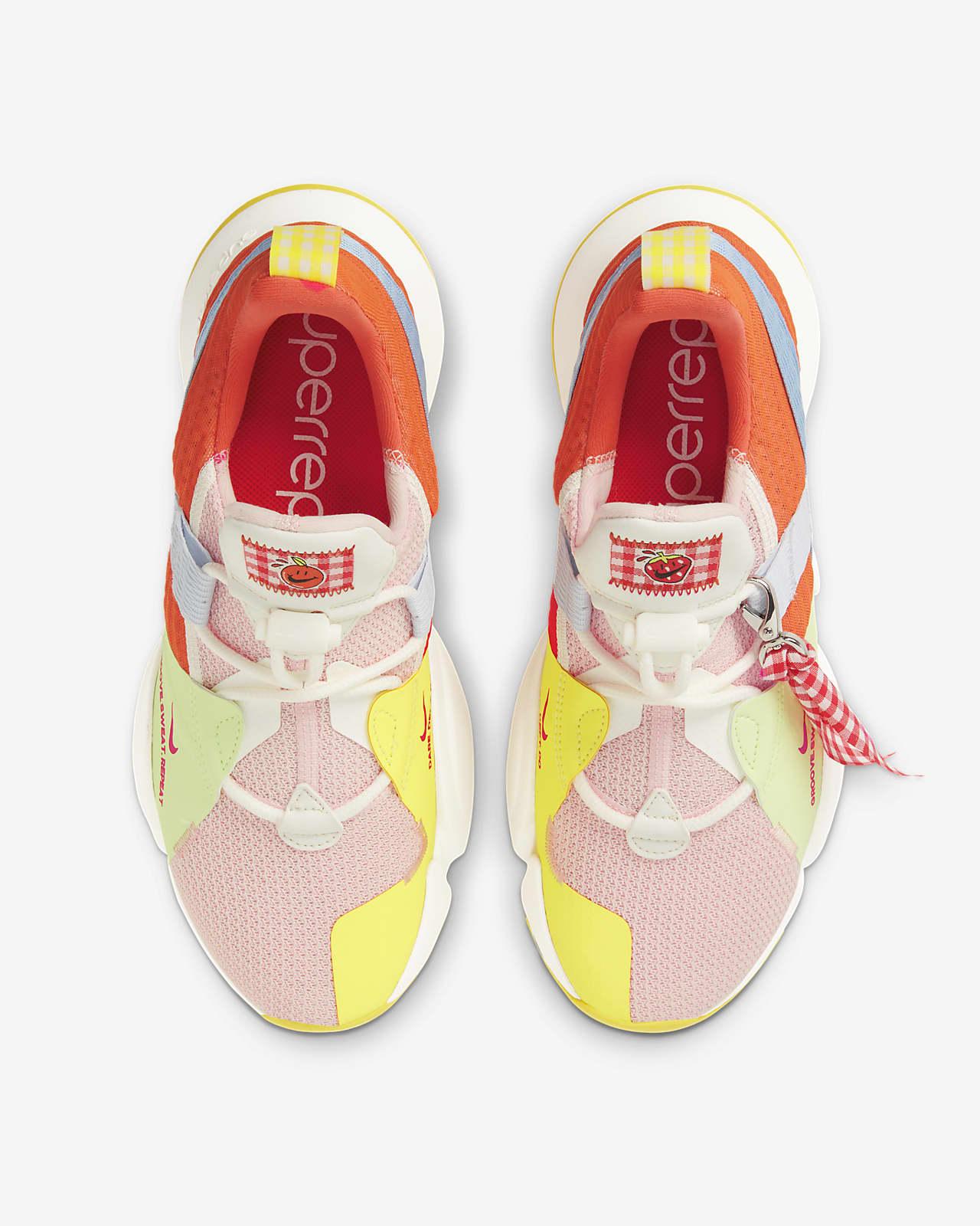 รองเท้าเต้นคาร์ดิโอผู้หญิง Nike SuperRep Groove