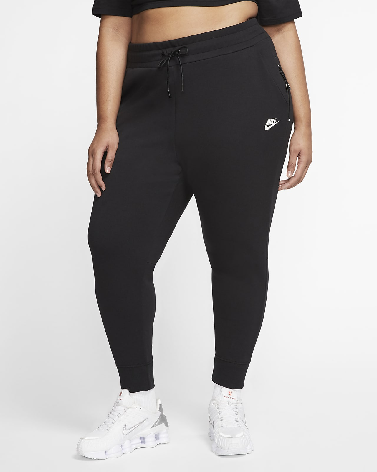 Nike Sportswear Tech Fleece Trousers Women's (Plus Size)