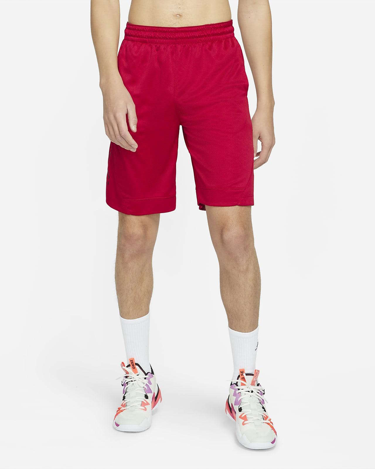 Jordan Rise Striped Triangle Men's Basketball Shorts