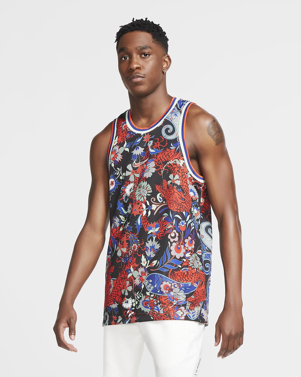 Męska koszulka do koszykówki Nike Dri-FIT DNA