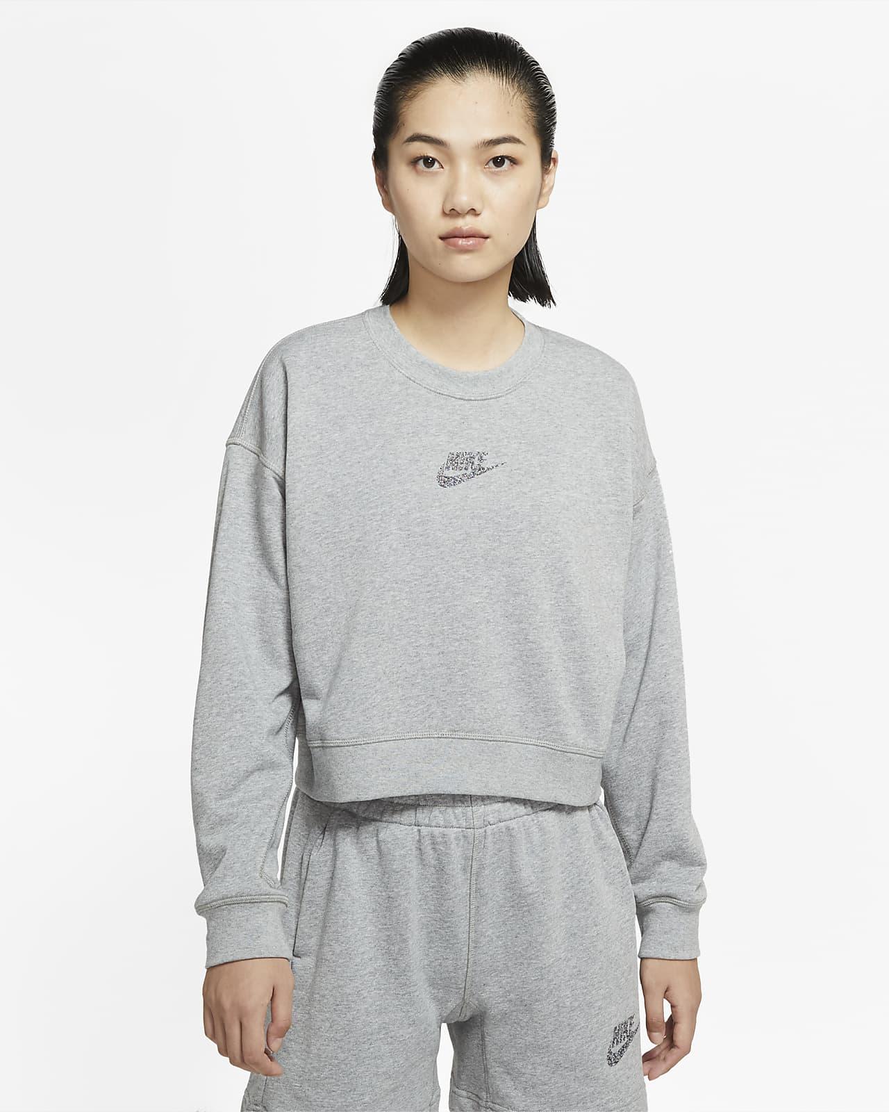 Nike Sportswear-crewtrøje til kvinder