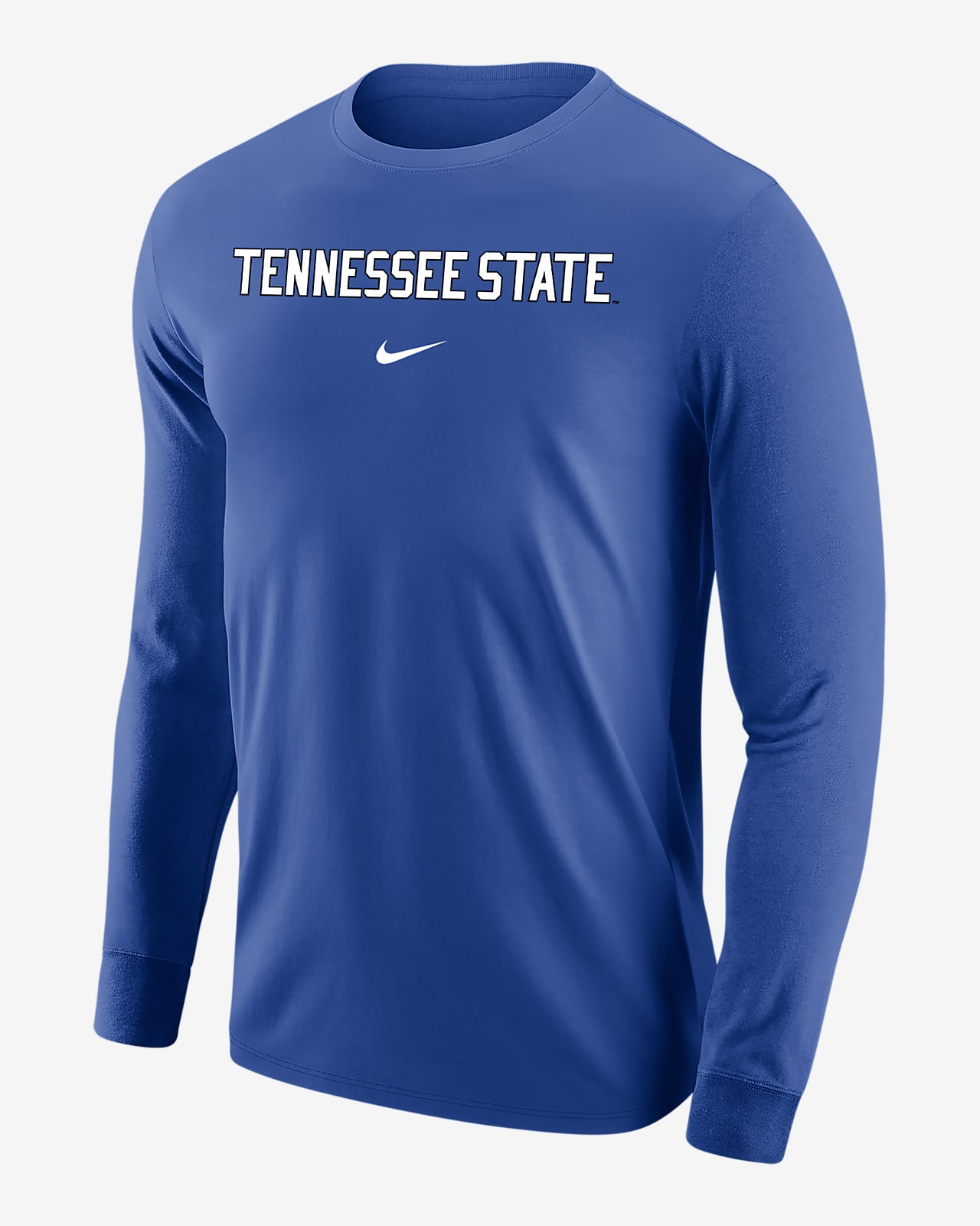 Nike College (Tennessee State) Men's Long-Sleeve T-Shirt
