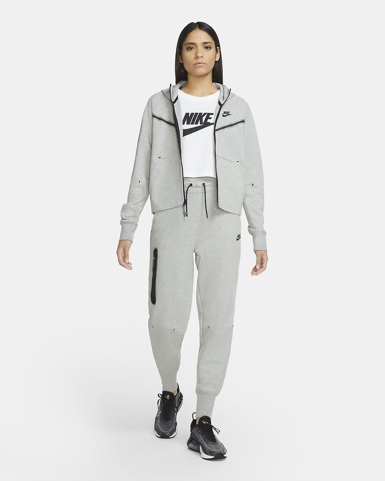 Nike Sportswear Tech Fleece Windrunner Women S Full Zip Hoodie Nike Za