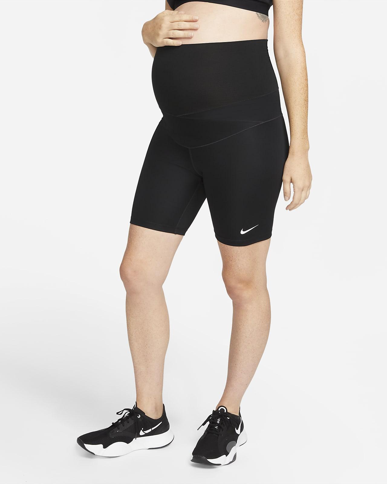 Shorts de maternidad de 17,8 cm para mujer Nike One (M) Dri-FIT