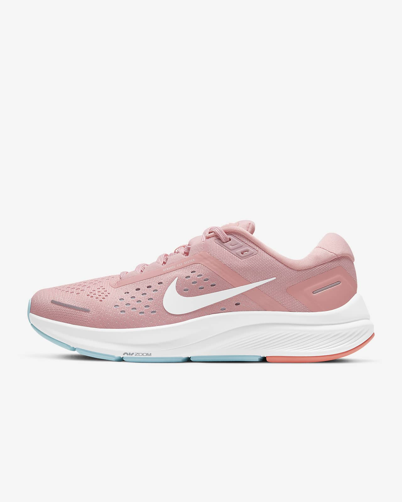 Nike Air Zoom Structure 23 女款跑鞋