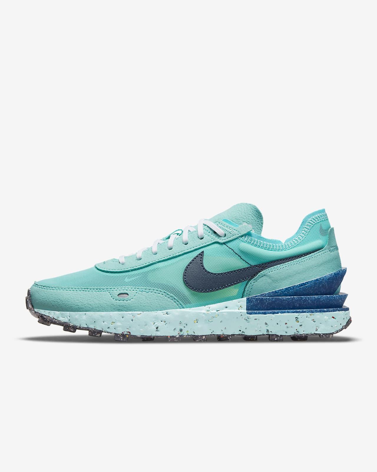 Women's Nike Waffle One Crater SE 'Dynamic Turquoise'