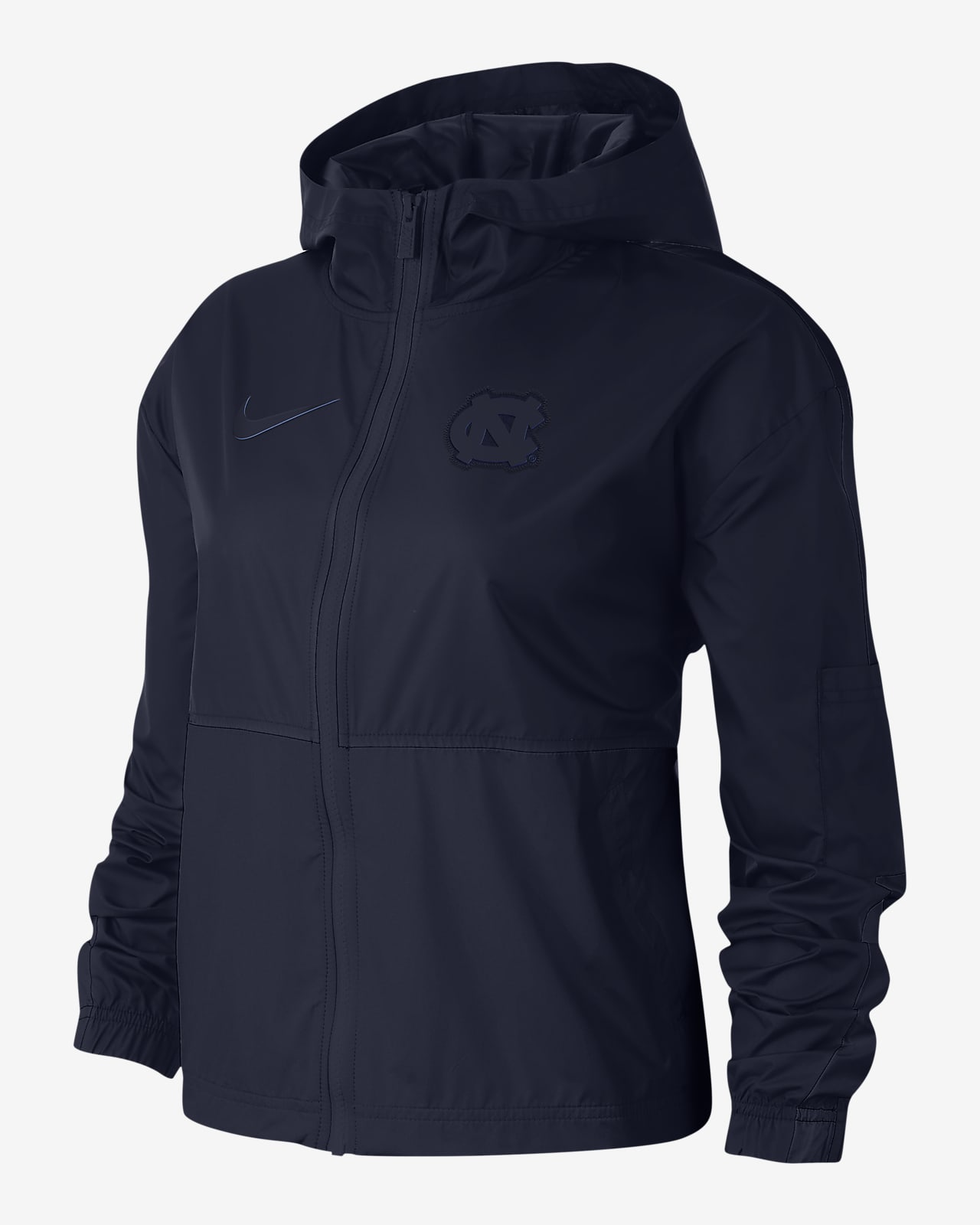 Chamarra para mujer Nike College Windrunner (UNC)