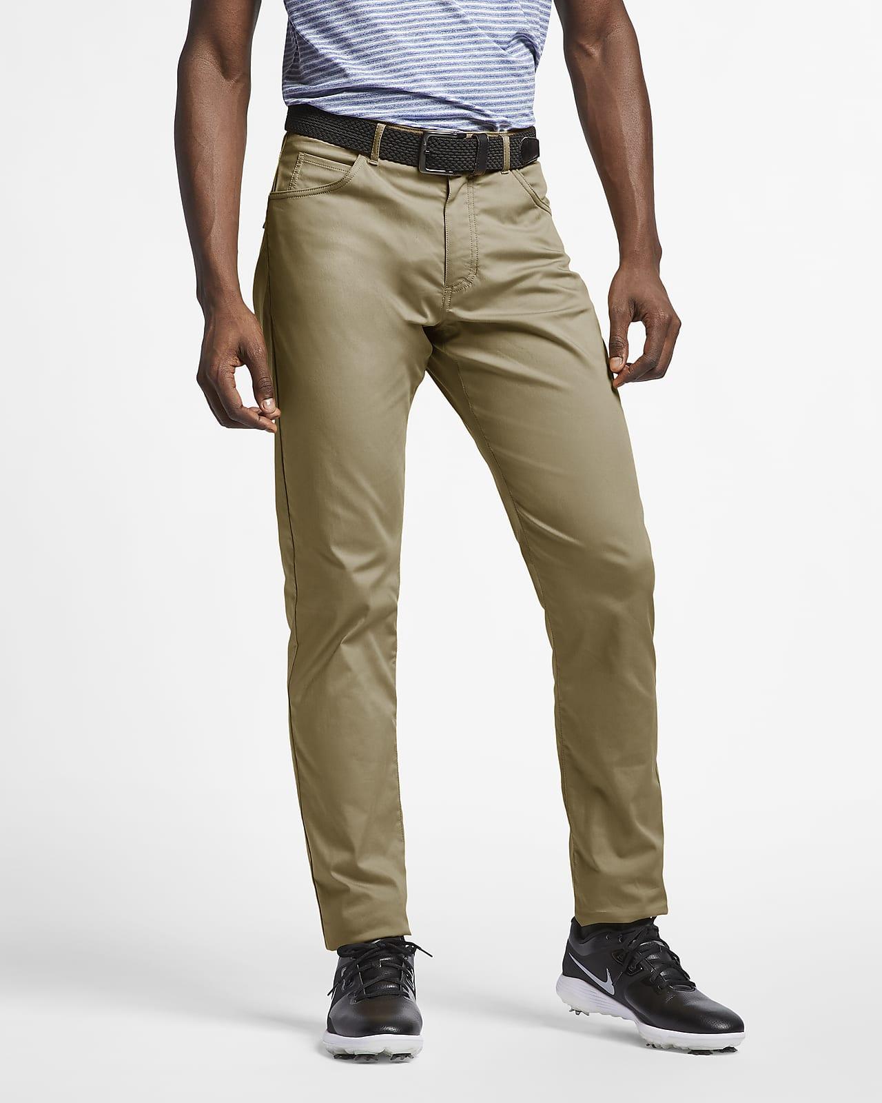 Slim Fit 5-Pocket Golf Pants. Nike