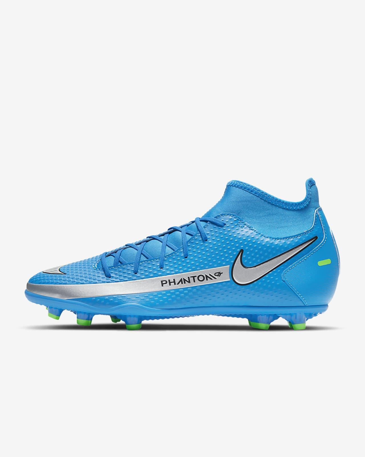 Chaussure de football multi-surfaces à crampons Nike Phantom GT Club Dynamic Fit MG