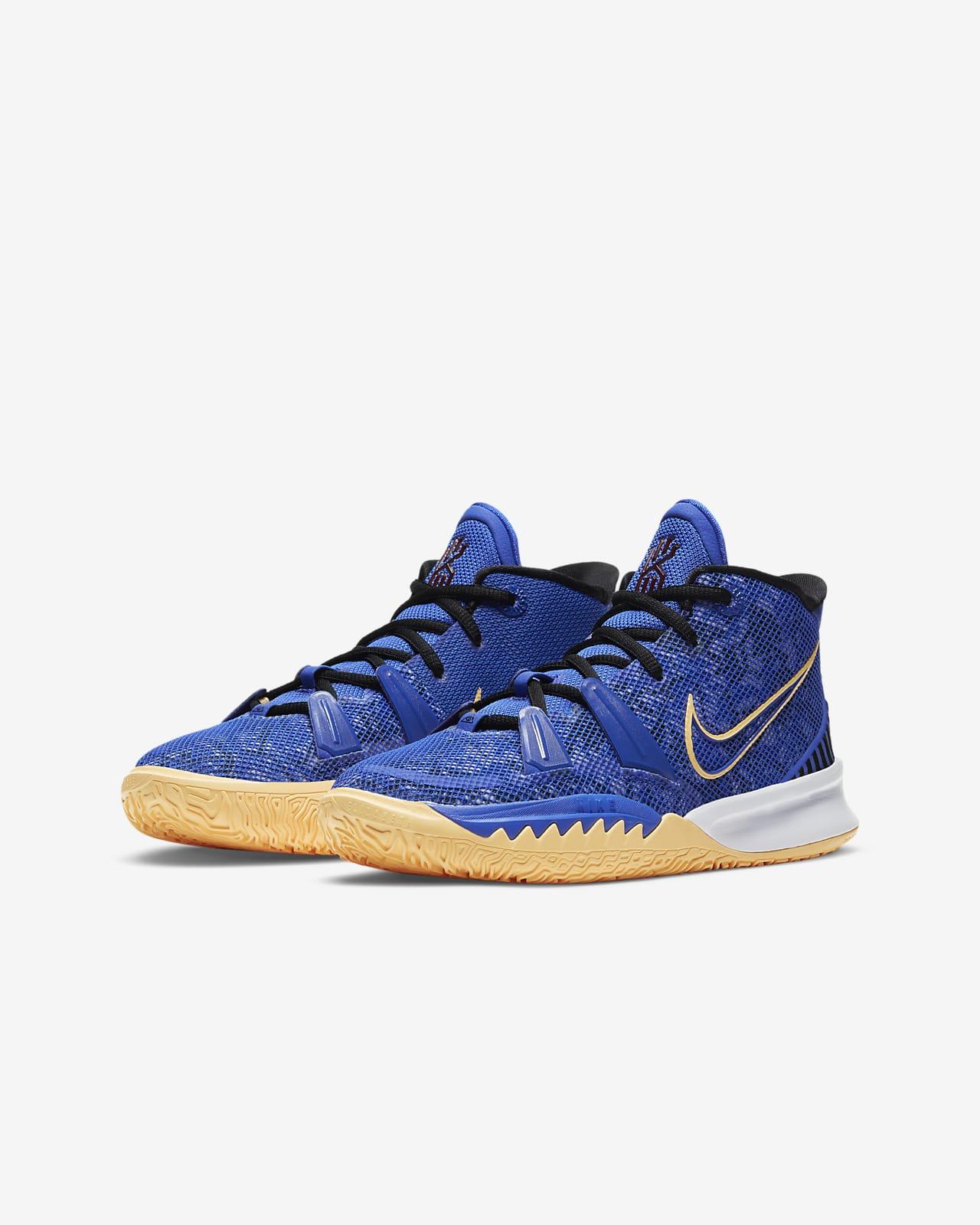 Kyrie 7 Big Kids' Basketball Shoe. Nike.com