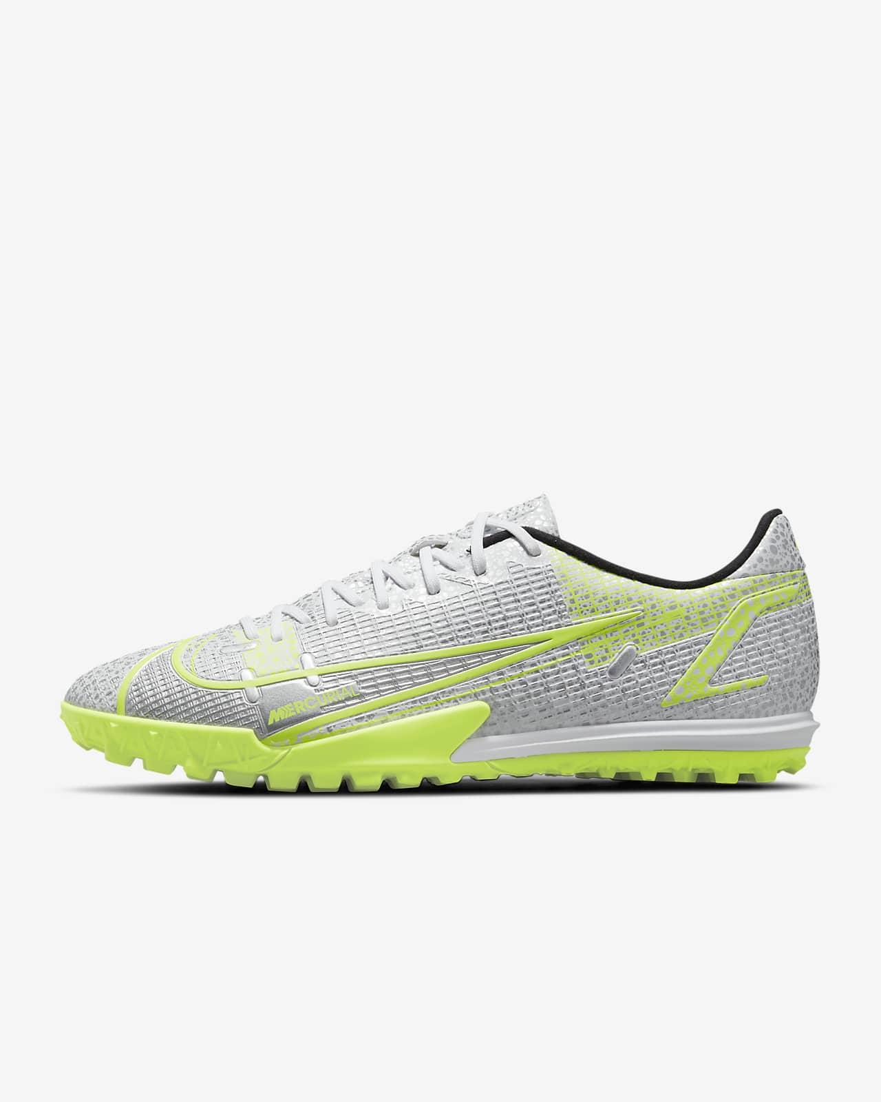 Calzado de fútbol para césped deportivo (turf) Nike Mercurial Vapor 14 Academy TF