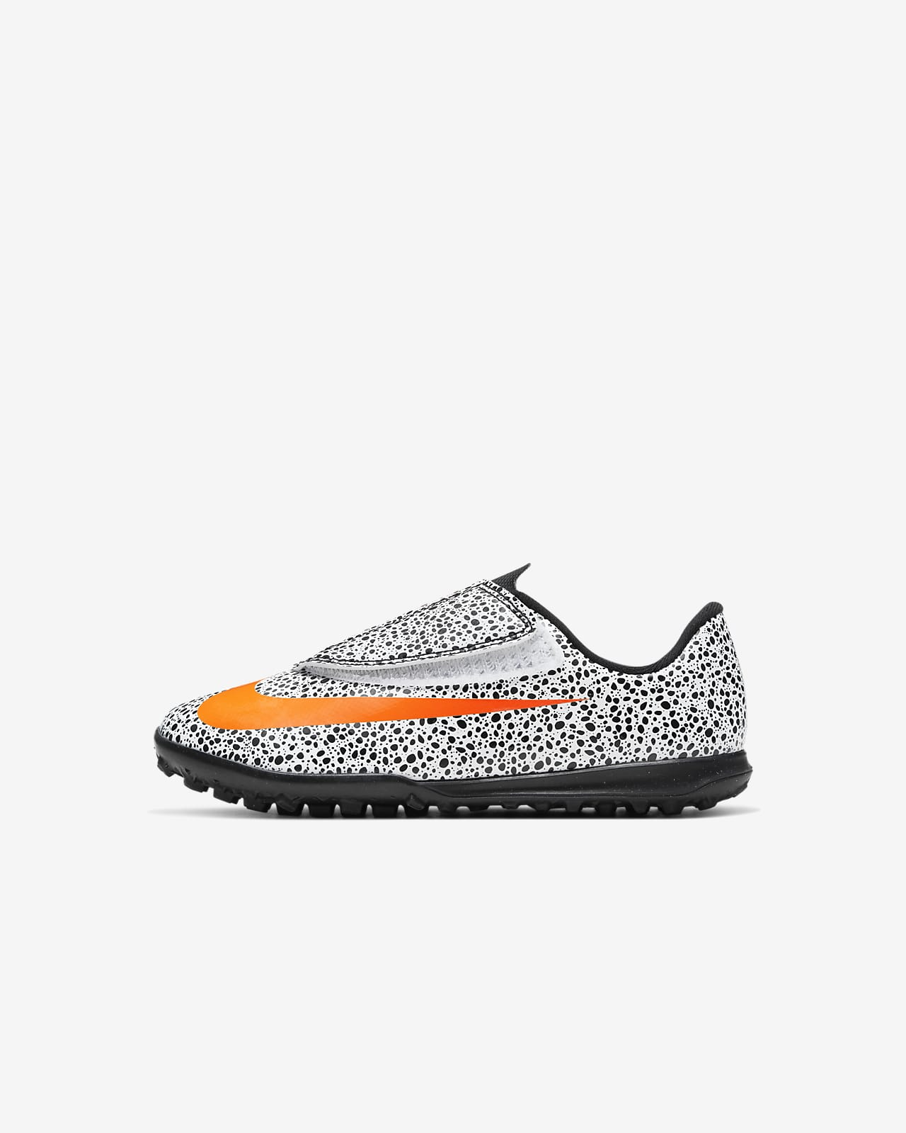 Nike Jr. Mercurial Vapor 13 Club CR7 Safari TF Toddler/Younger Kids' Artificial-Turf Football Shoe