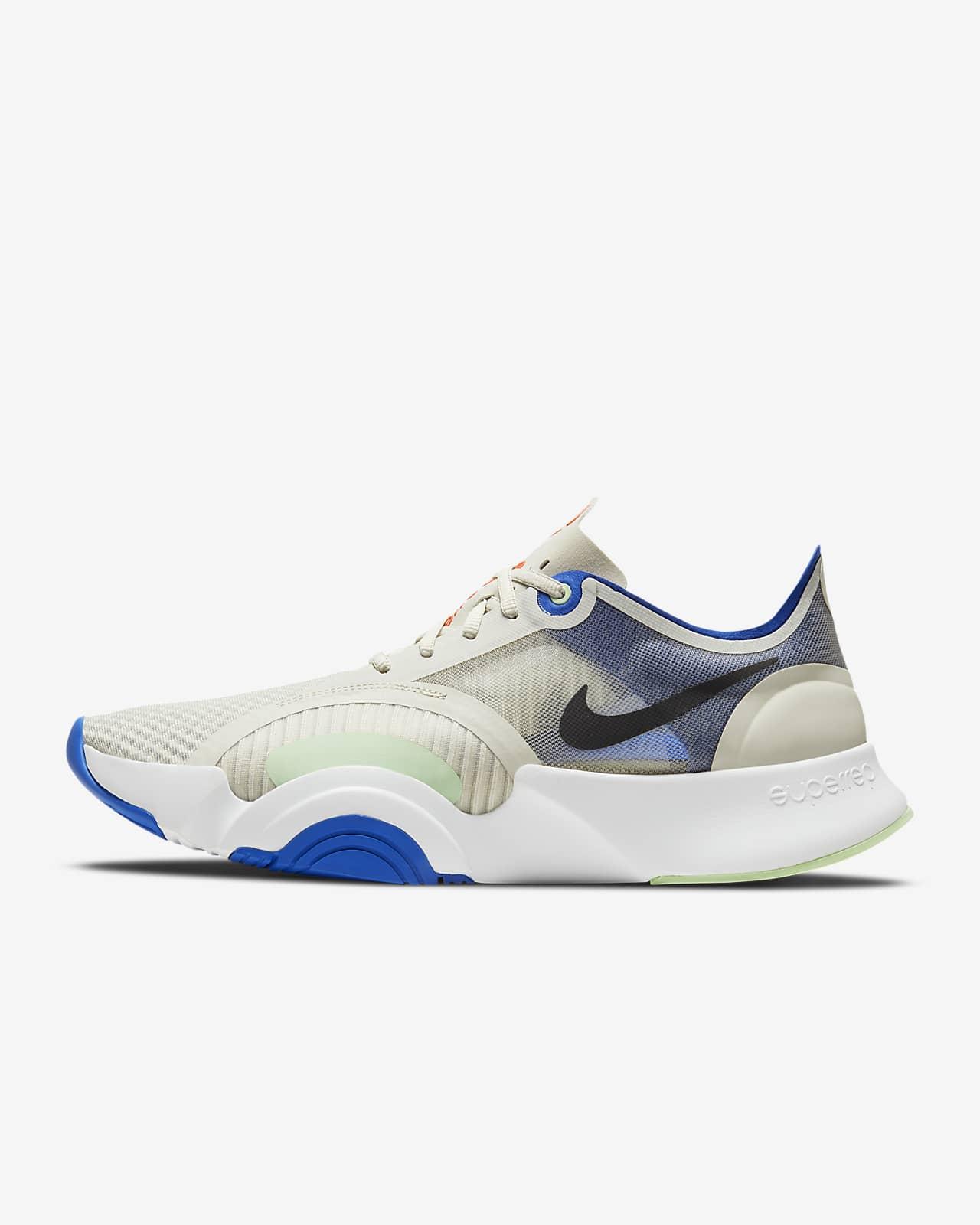 รองเท้าเทรนนิ่งผู้ชาย Nike SuperRep Go