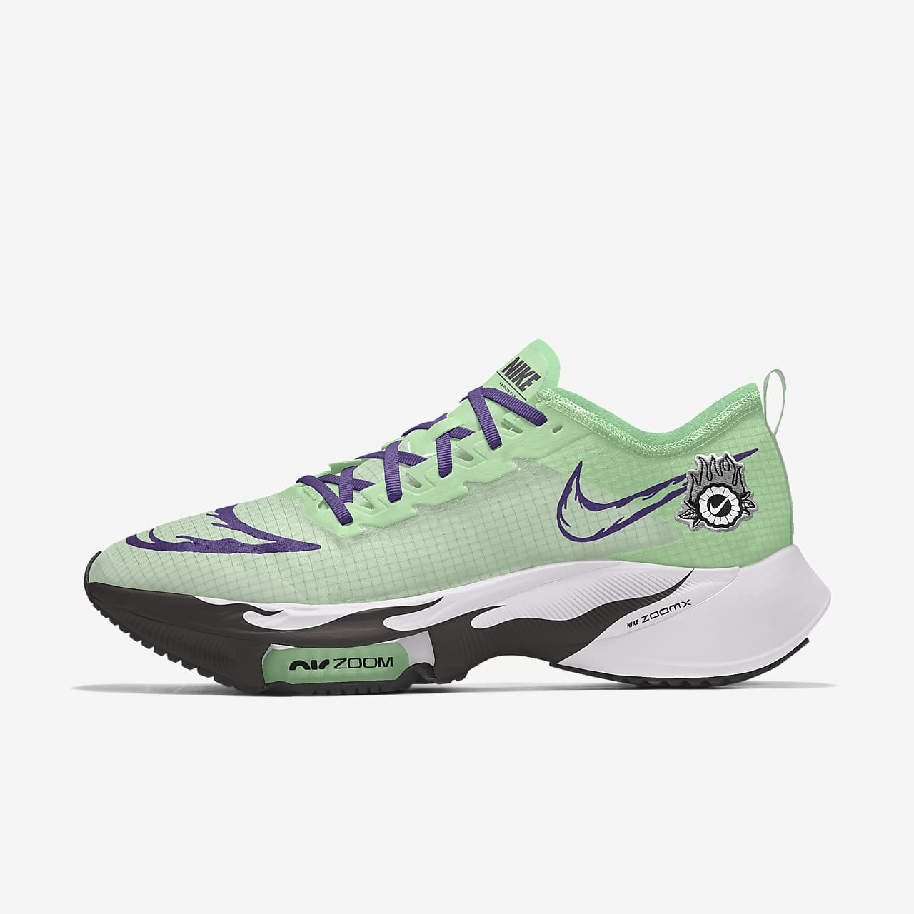 Nike Air Zoom Tempo Next% By You 专属定制跑步鞋