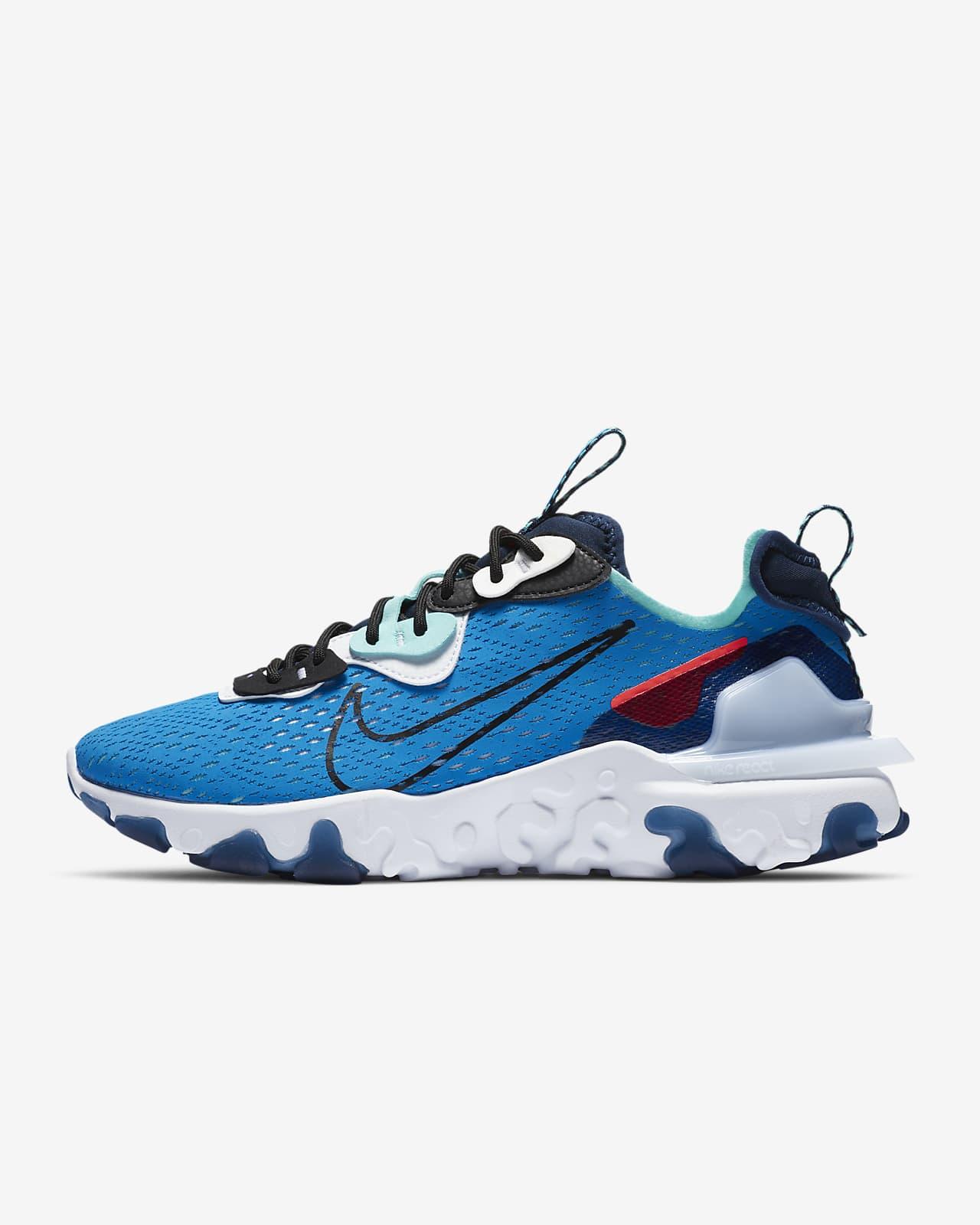 nike zapatos azul