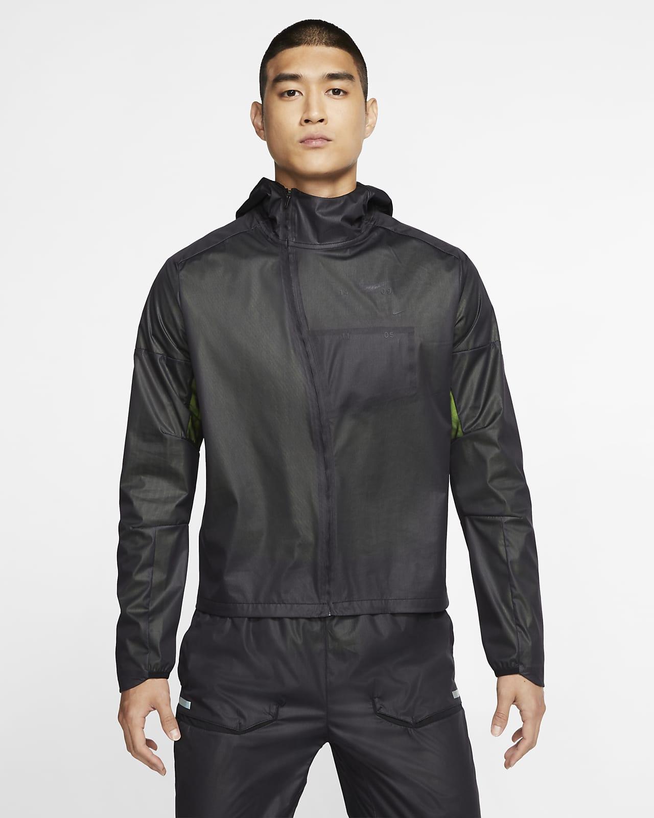 ナイキ テック パック メンズ 3 レイヤー ランニングジャケット