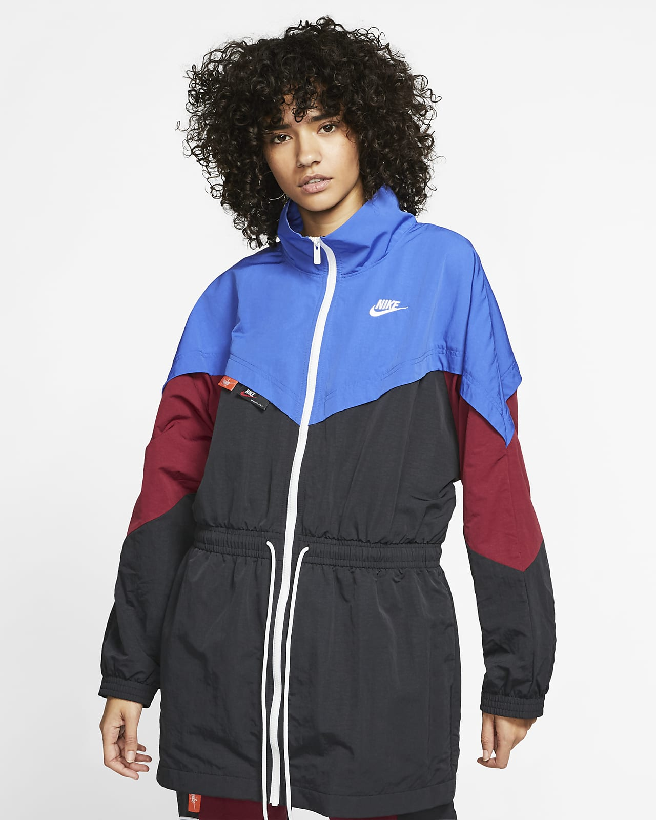 Veste de survêtement tissée Nike Sportswear Icon Clash