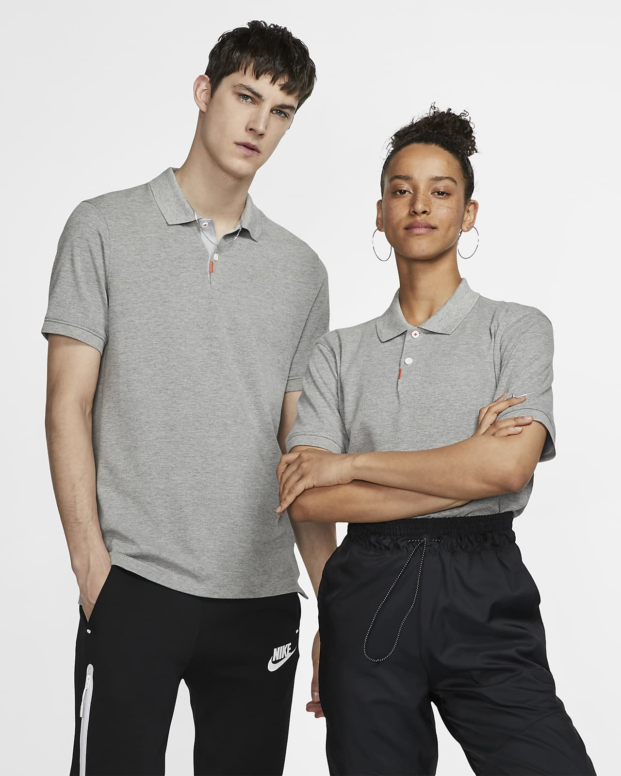 Unisex polokošile The Nike Polo v zeštíhleném střihu