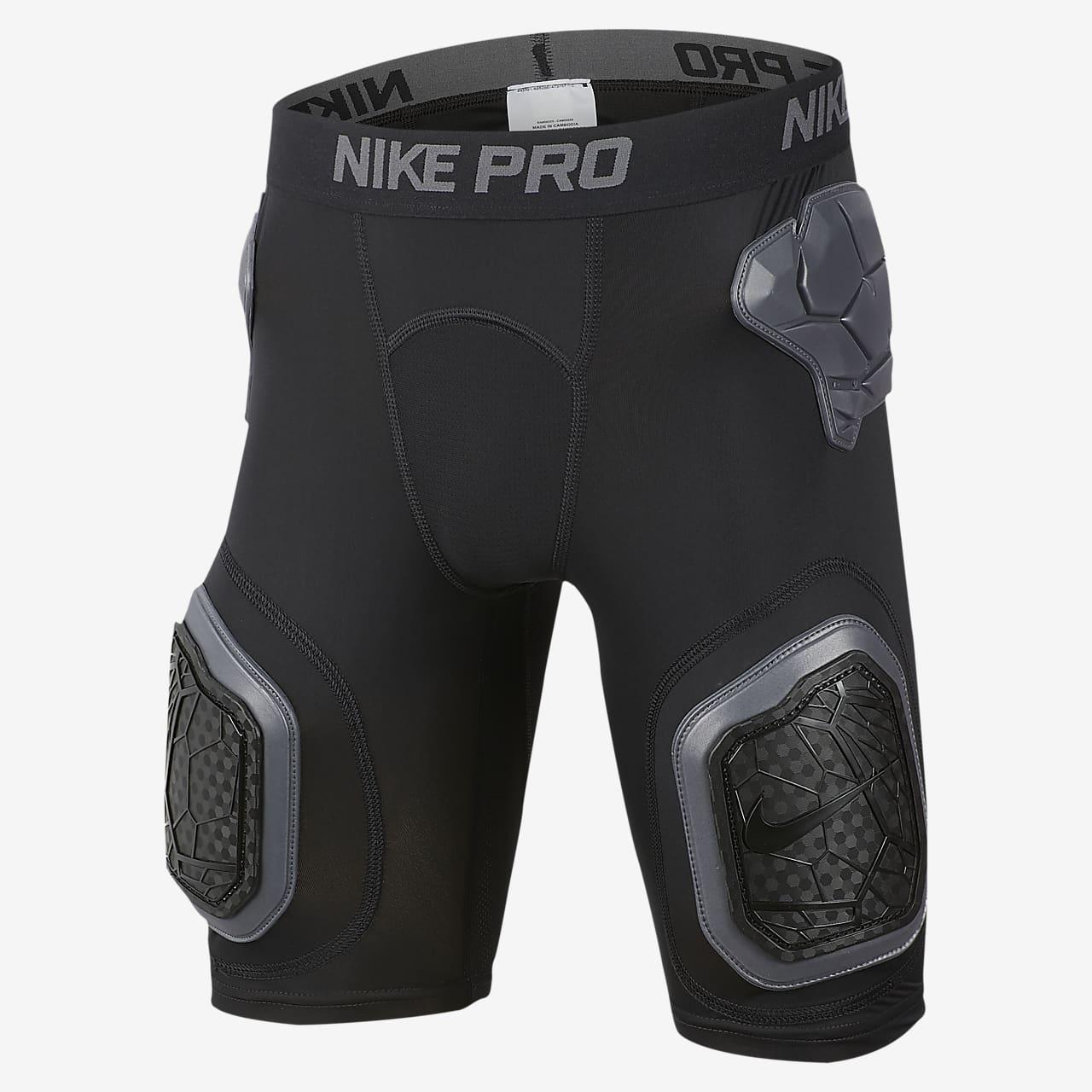 Shorts de fútbol para niños talla grande Nike Pro HyperStrong