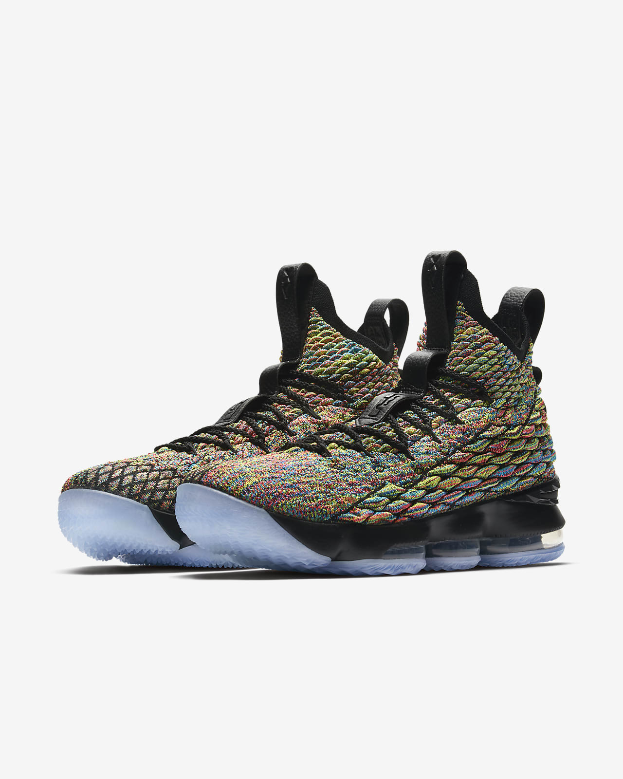 LeBron 15 Basketball Shoe. Nike.com