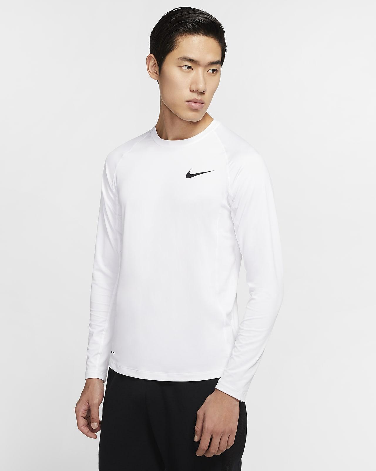 Nike Pro 男子修身版型长袖训练上衣