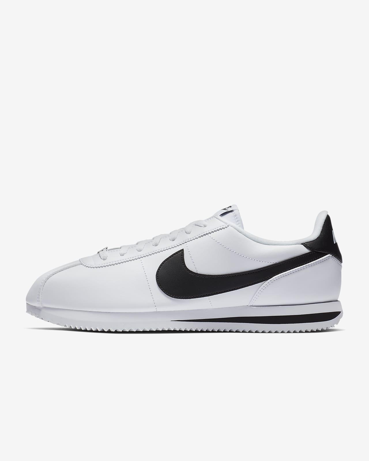 Nike Cortez Basic Shoe. Nike HR