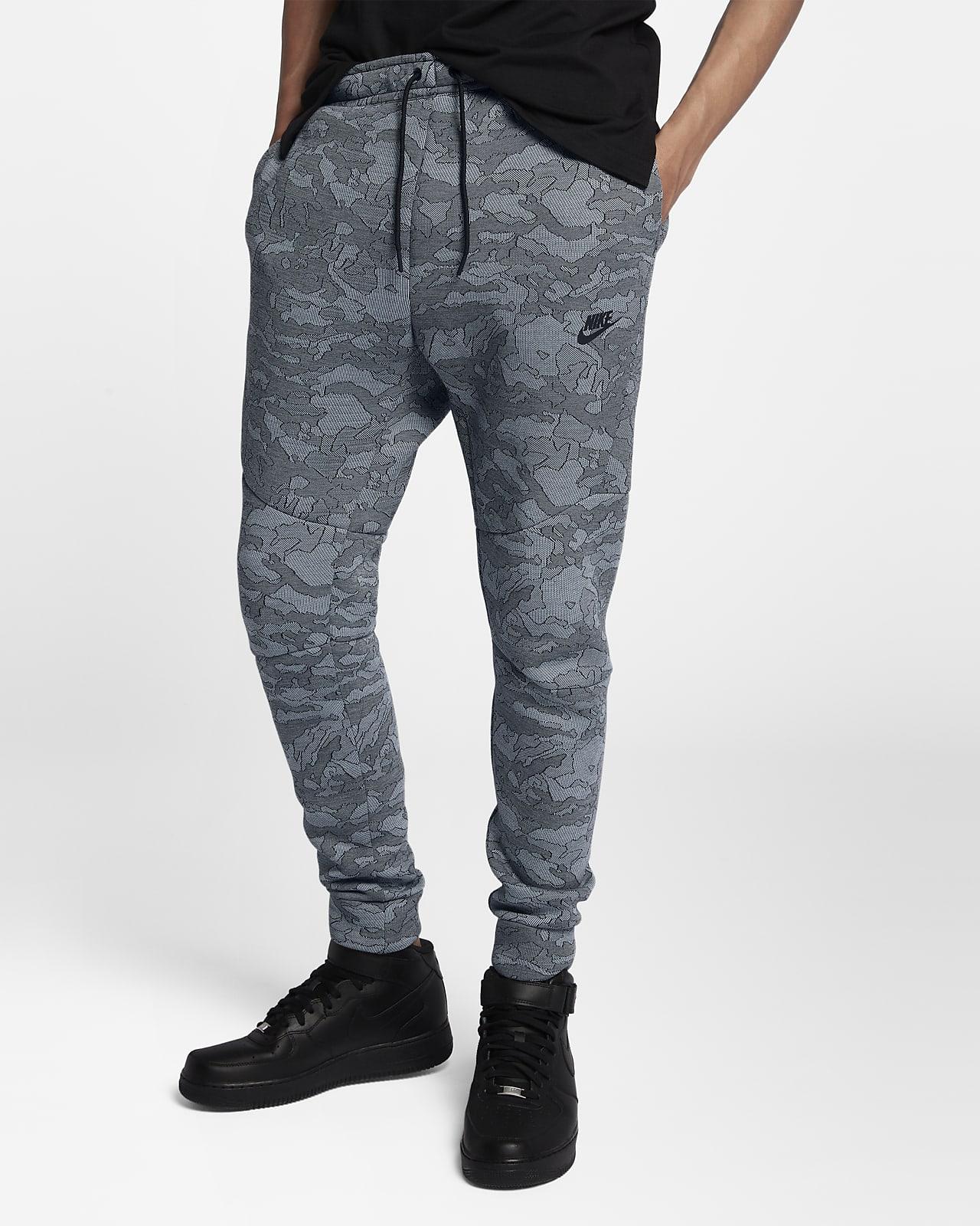 conjunción Ritual Miguel Ángel  Pantalon Nike Sportswear Tech Fleece pour Homme. Nike MA