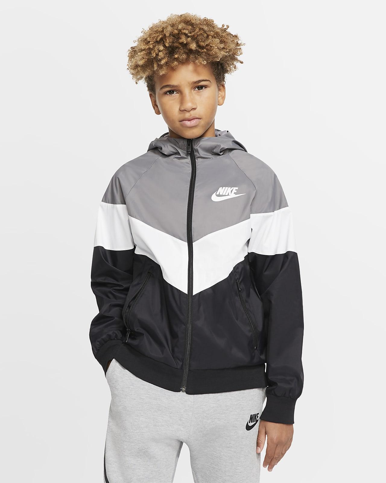 Jacka Nike Sportswear Windrunner för ungdom