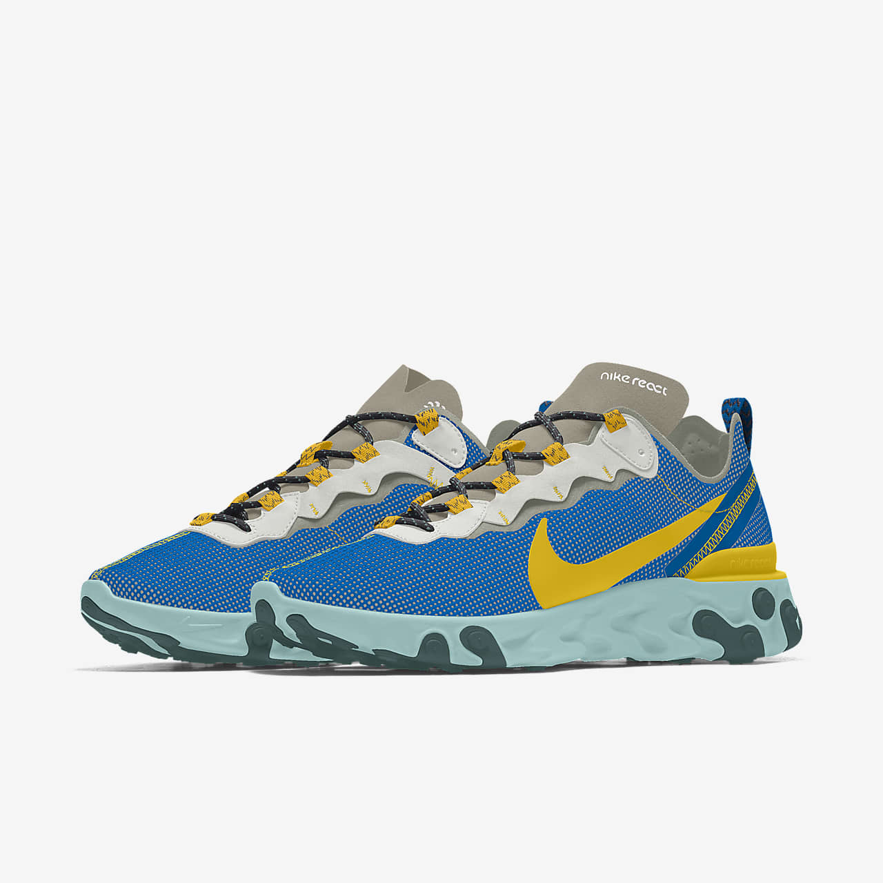 NFL: Shop Nike React Element 55 sneakers