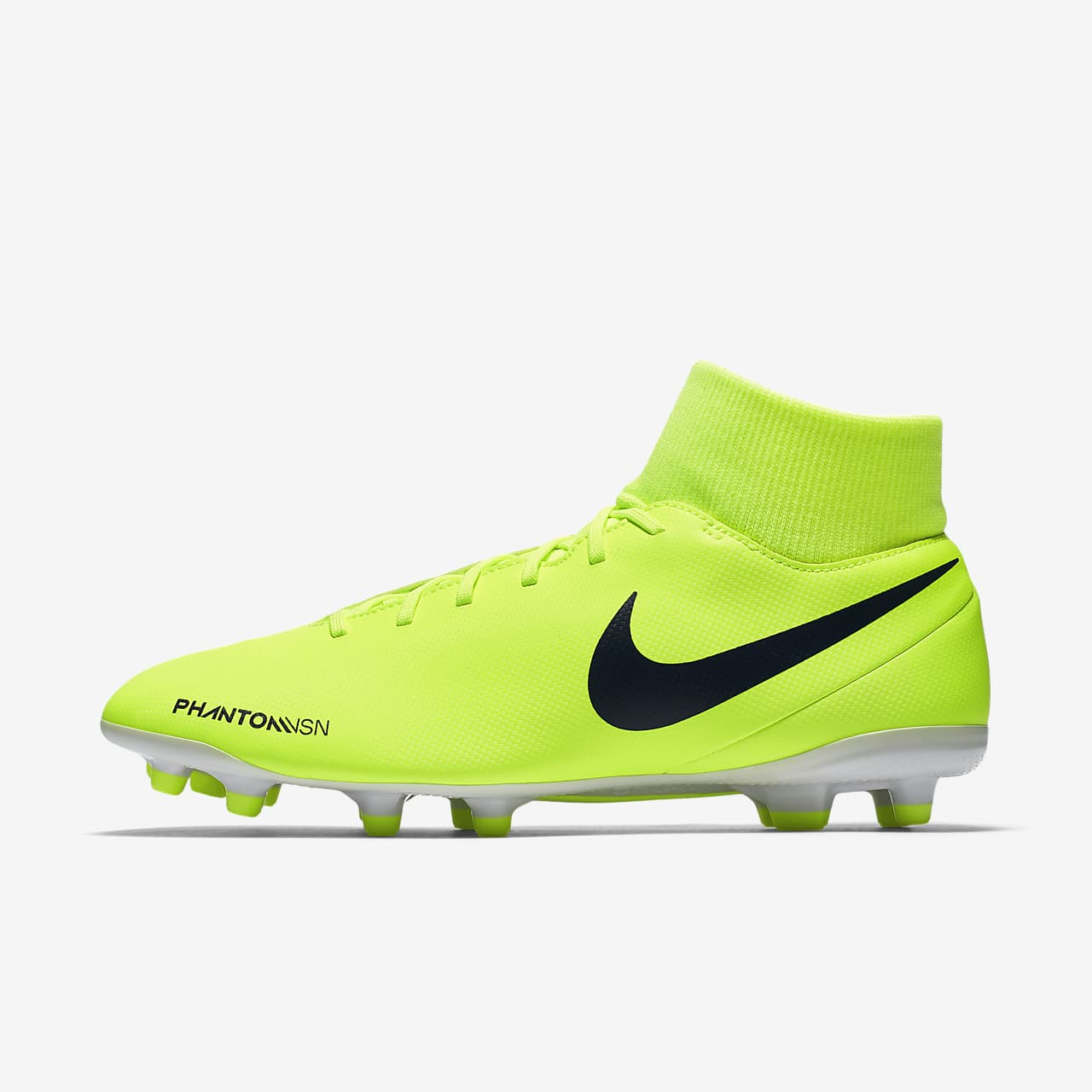 Monica Creación Alegre  Nike Phantom Vision Club Dynamic Fit FG Firm-Ground Football Boot. Nike IN