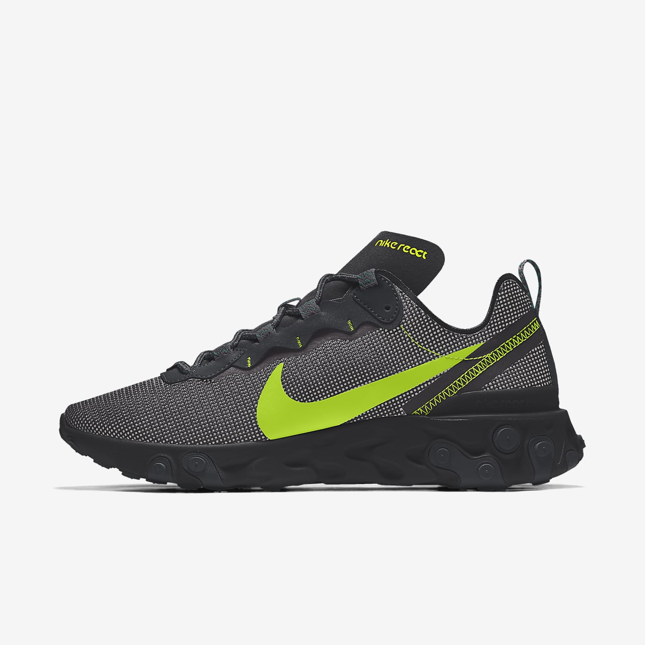 Nike React Element 55 Premium By You Sabatilles personalitzables - Home
