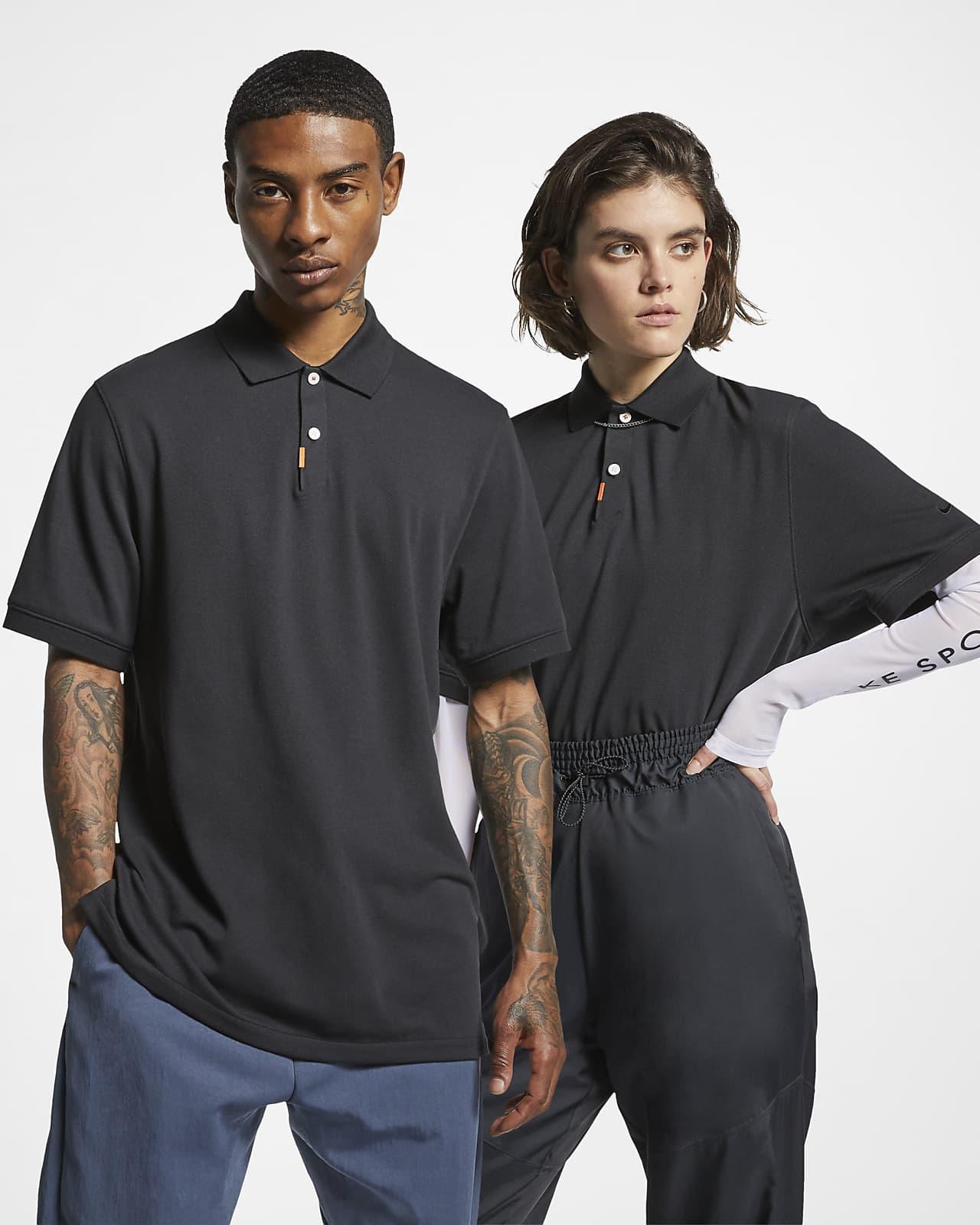 Nike 有領衫男款有領衫