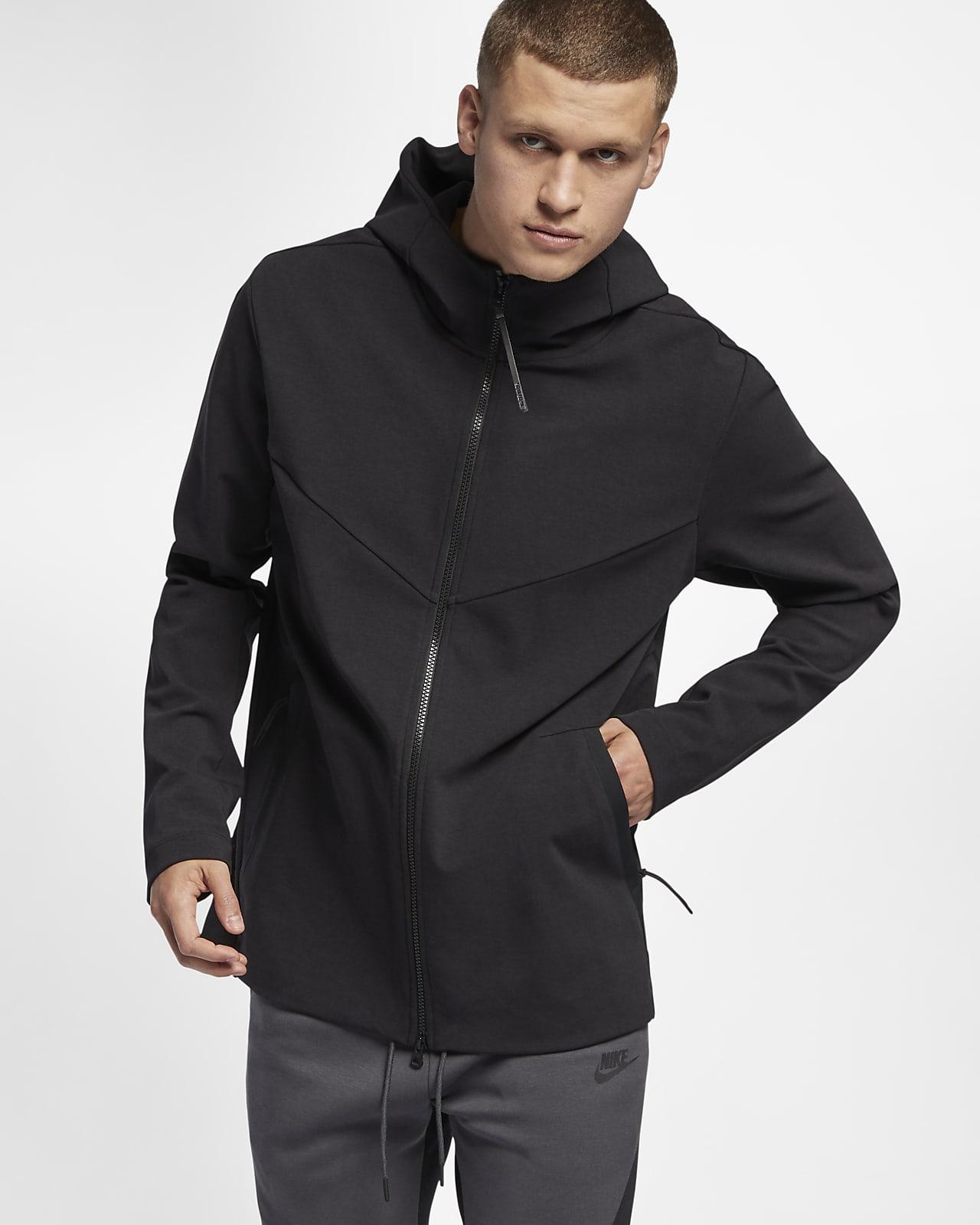 Intentar hoja sensación  Nike Sportswear Tech Pack Men's Full-Zip Knit Hoodie. Nike SA