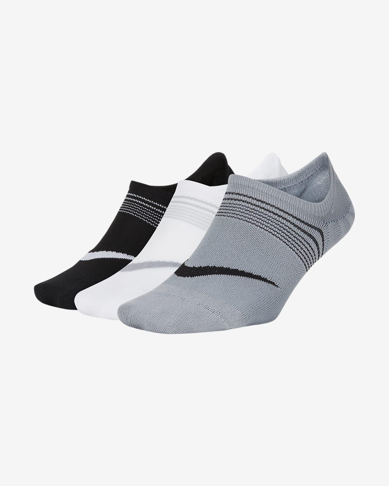 Nike Everyday Plus Lightweight Women's Training Footie Socks (3 Pairs)