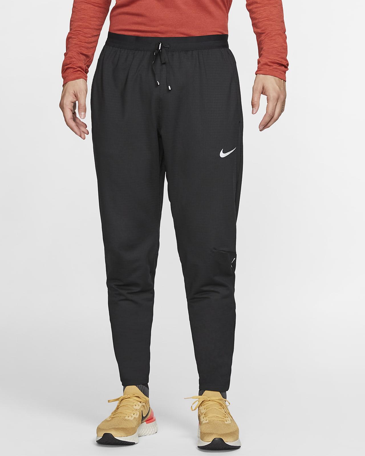 กางเกงวิ่งแบบทอผู้ชาย Nike Phenom