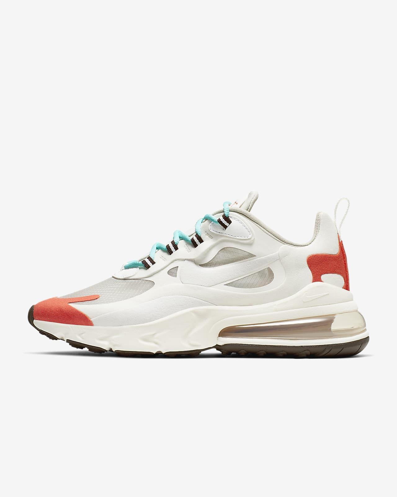 Meseta Buen sentimiento encanto  Nike Air Max 270 React (Mid-Century) Women's Shoe. Nike ID