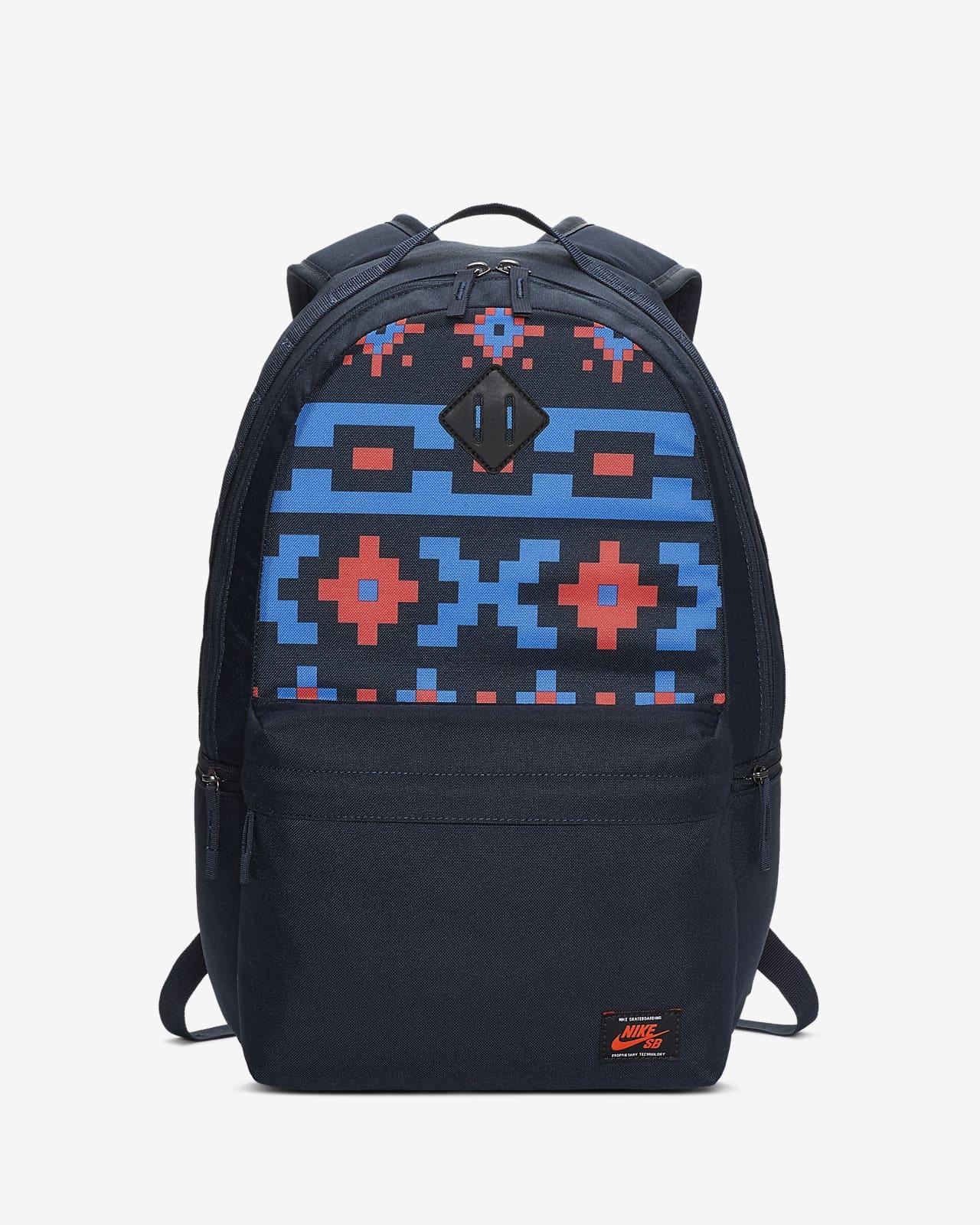 Planta de semillero por favor confirmar Afilar  Nike SB Icon Printed Skate Backpack. Nike.com