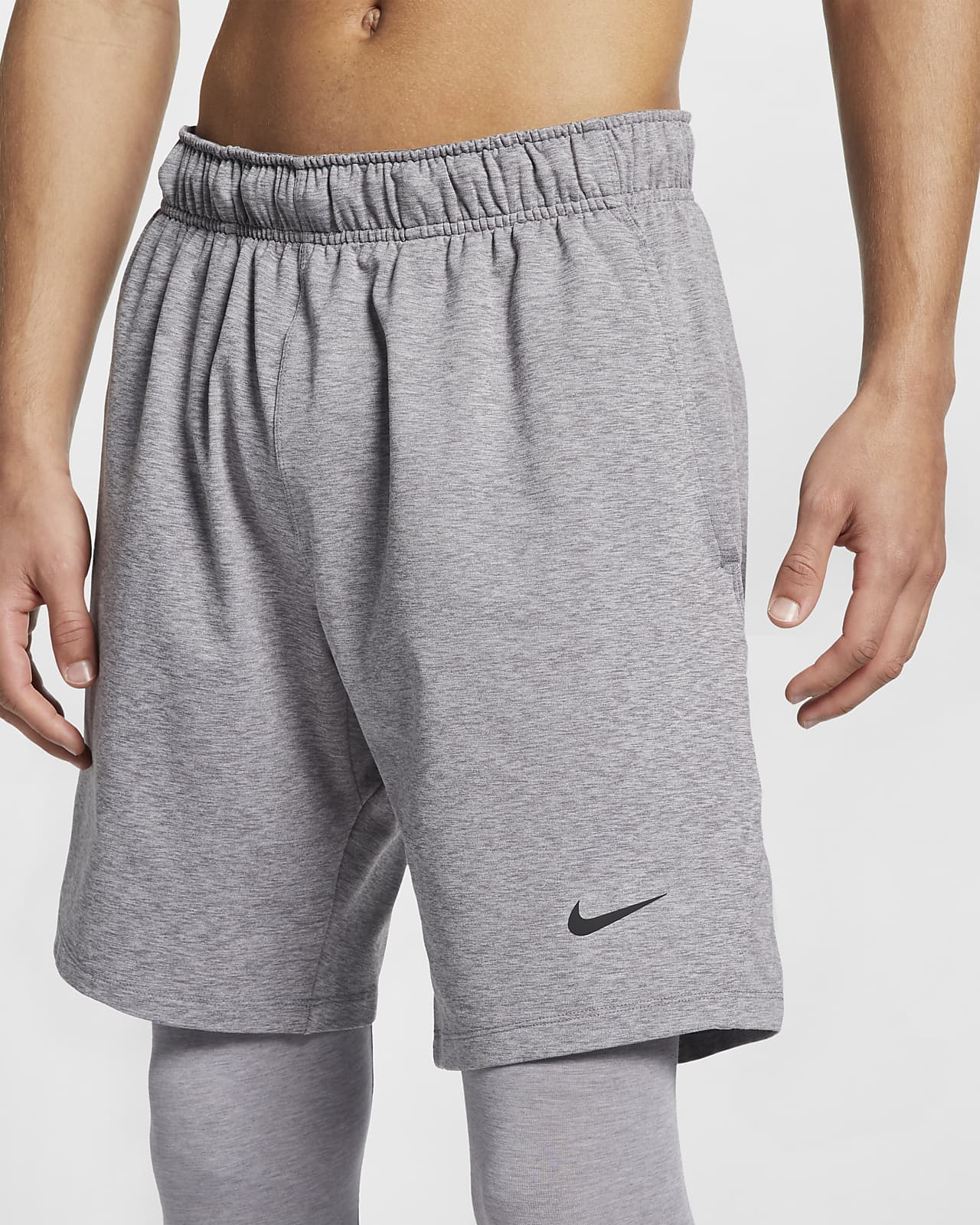 Ανδρικό σορτς προπόνησης γιόγκα Nike Dri-FIT