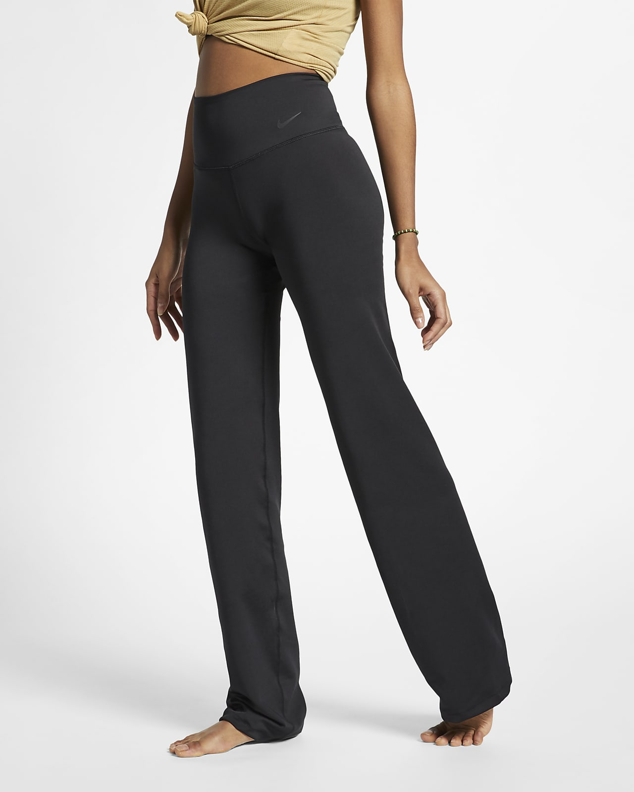 pastor Asistencia ensillar  Nike Power Women's Yoga Training Pants. Nike.com