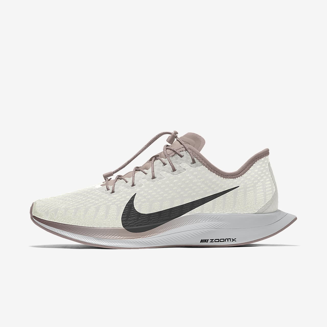Chaussure de running personnalisable Nike Zoom Pegasus Turbo 2 Premium By You pour Homme