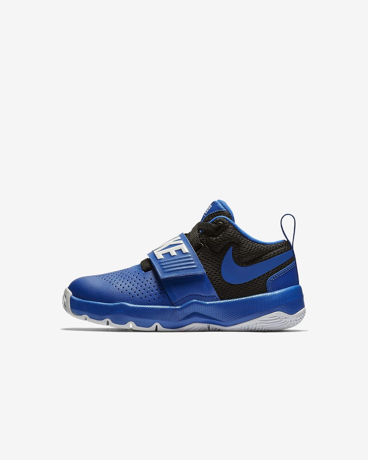 Nike Team Hustle D 8 Little Kids' Shoe