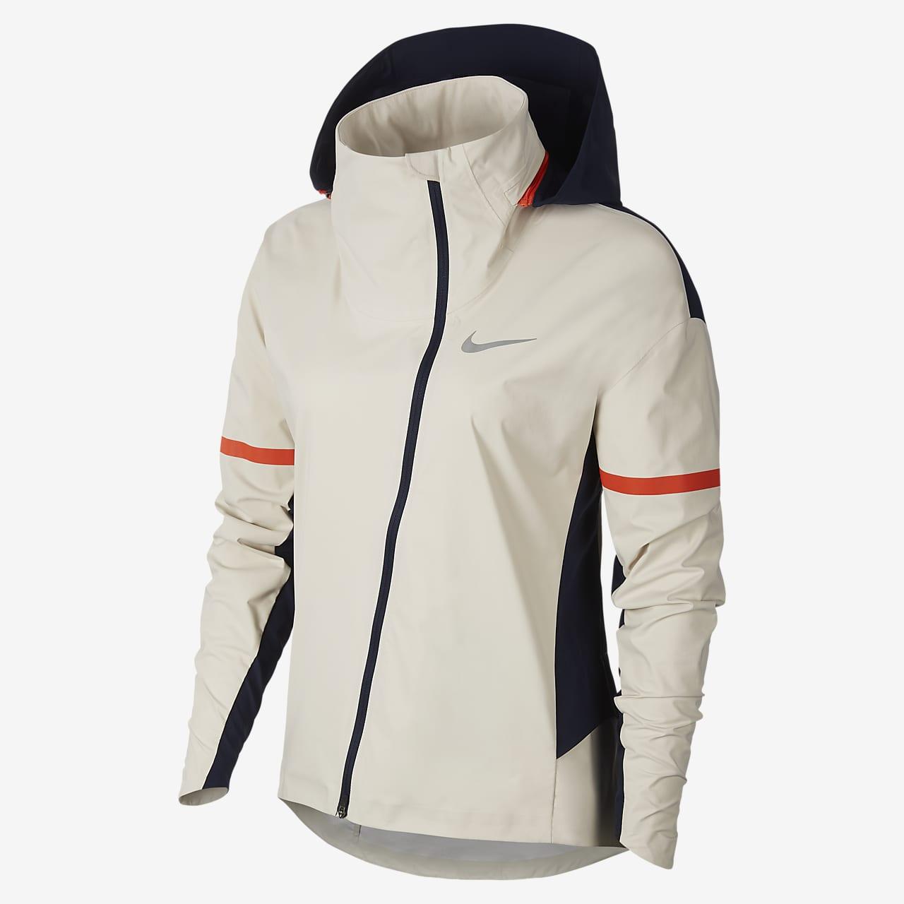 Nike AeroShield Damen Laufjacke mit Kapuze