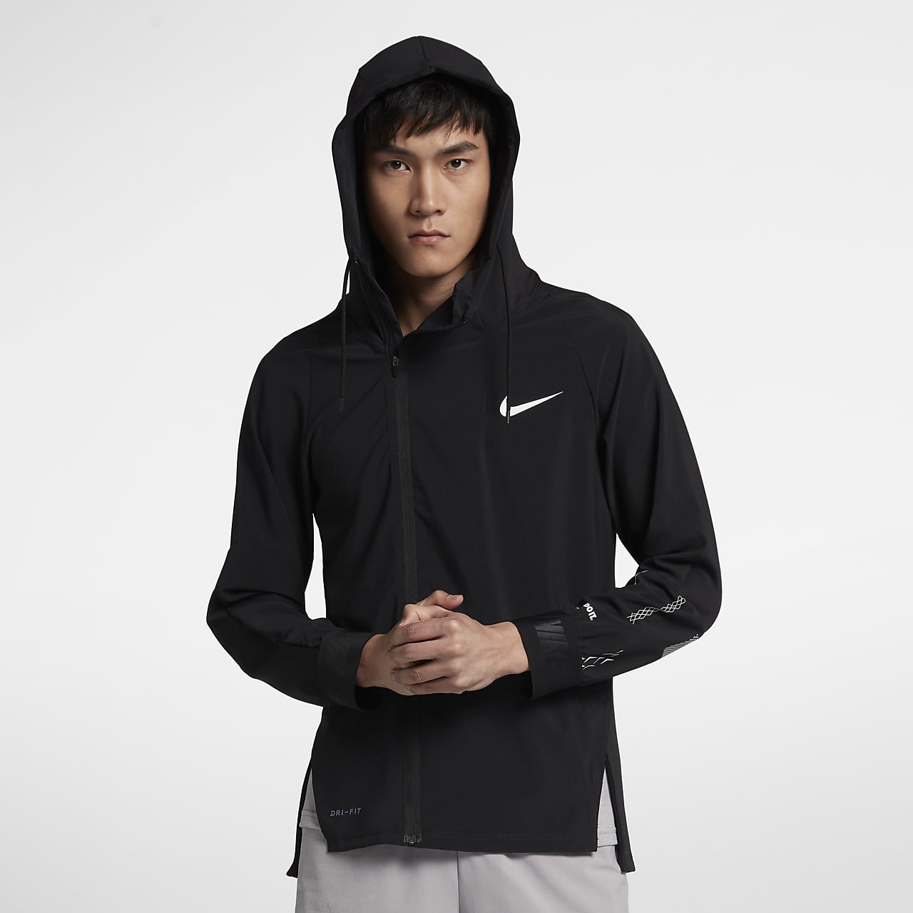 dignidad Grabar función  Nike Flex Men's Training Jacket. Nike VN