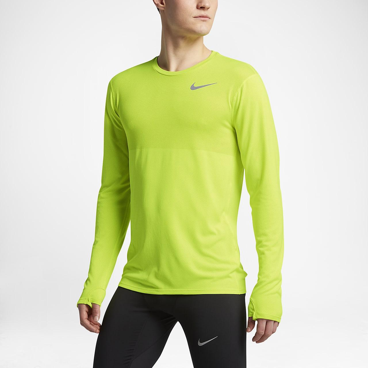 Nike Zonal Cooling Relay Men's Long-Sleeve Running Top