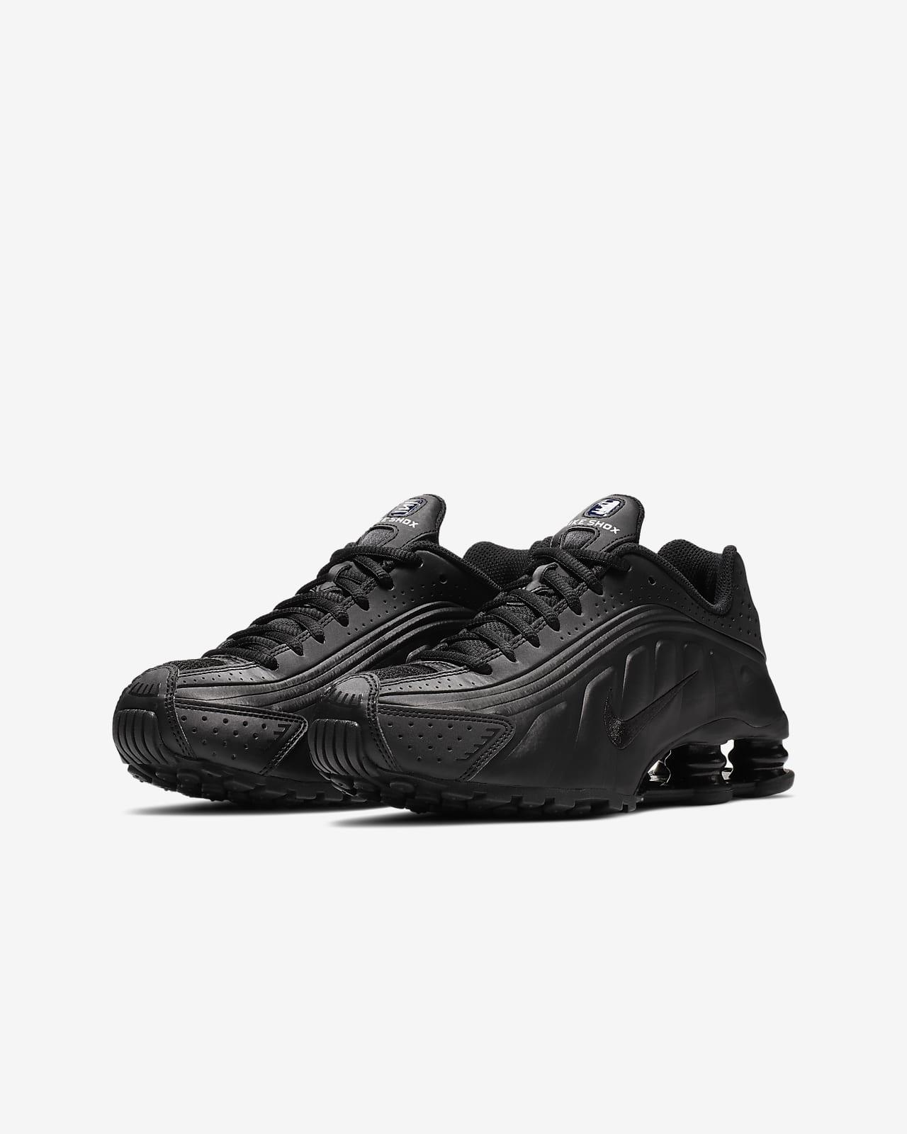 Nike Shox R4 Big Kids' Shoe. Nike.com